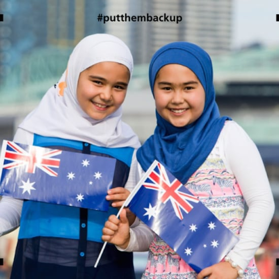 Billboards Removed for Featuring Hijabi Girls
