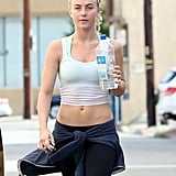 Julianne Hough's Abs Are Seriously Impressive and They Must Be Seen