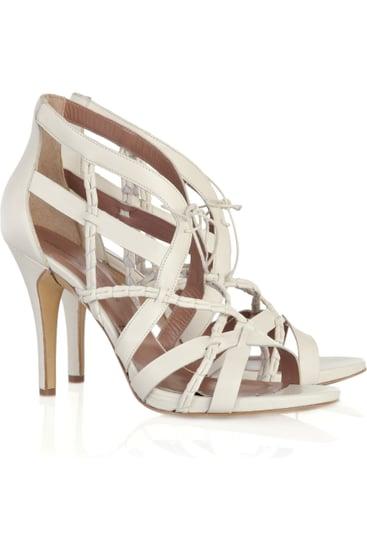 Sigerson MorrisonNubuck Ankle Sandals($495)