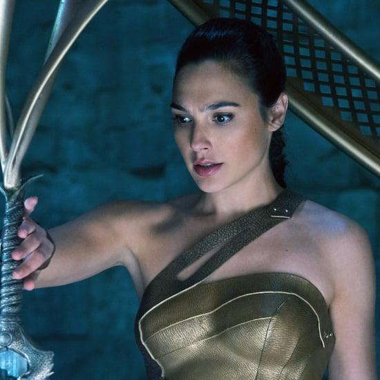 Wonder Woman Sword Trick Social Media Challenge