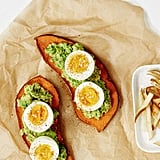 Avocado Sweet Potato Toast