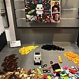 Lego Brick Headz Go Brick Me