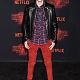 Noah Schnapp at Stranger Things Season 2 Premiere