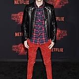 Noah Schnapp at Stranger Things Season 2 Premiere