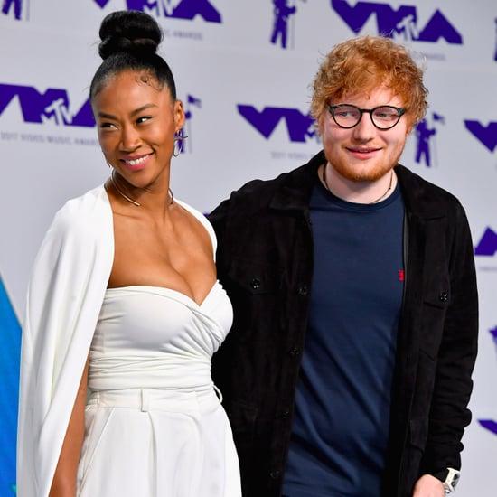 Who Was Ed Sheeran's Date at the 2017 MTV VMAs?