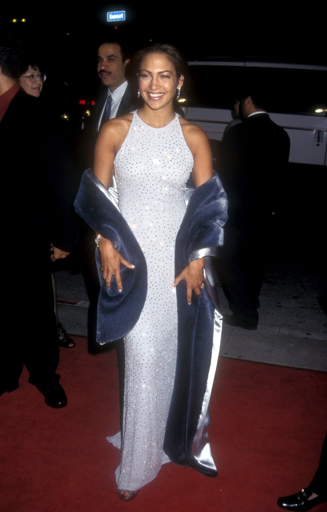 At the Selena Premiere in 1997