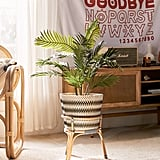 Areca Potted Faux Plant