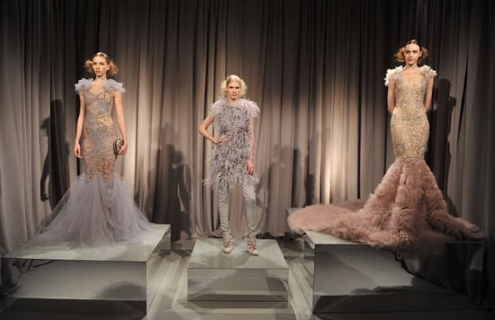 Marchesa at 2011 Fall New York Fashion Week Pictures