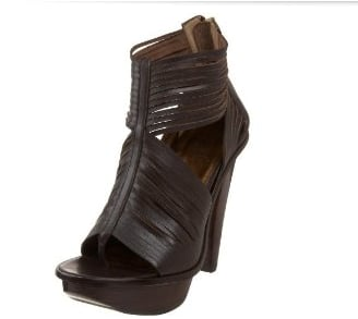 Pelle Moda Open Toe Platform Sandals ($167, originally $185)