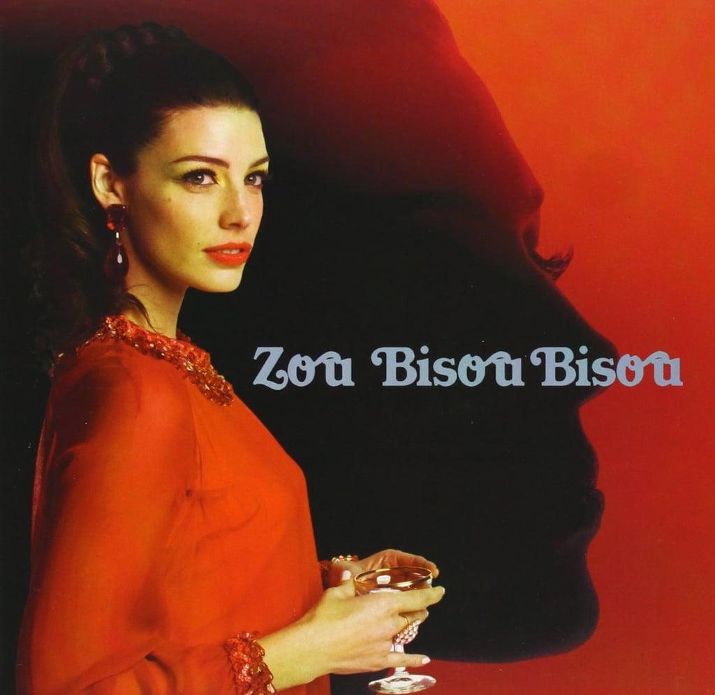"""""""Zou Bisou Bisou"""" Vinyl ($10)"""