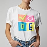 "Moda Operandi Exclusive X Prabal Gurung ""Vote"" Tee"