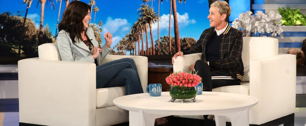 Becca Kufrin on The Ellen DeGeneres Show 2018