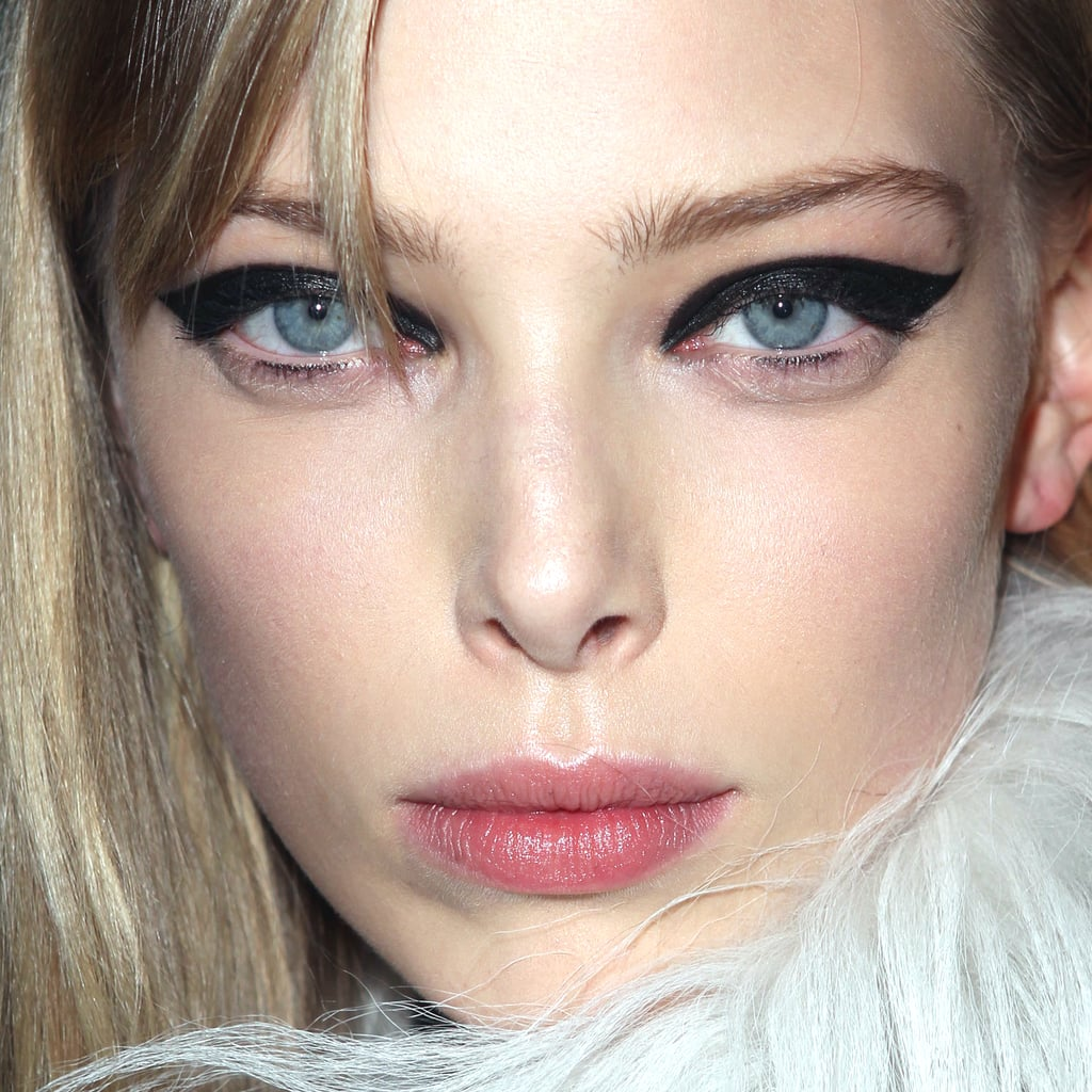 See the Most Gorgeous Makeup From Paris Fashion Week Autumn/Winter 2012