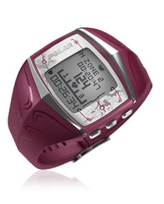 FT60 Polar Heart Rate Monitor ($240)