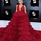 Bebe Rexha Talks About Her Grammys Dress Video