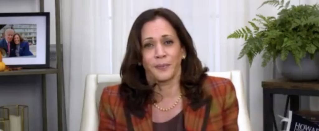 Ayesha Curry and Kamala Harris Talk About Voting | Video
