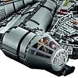 Star Wars Millennium Falcon Lego Set Is Largest Ever