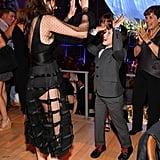Shailene Woodley and Iain Armitage