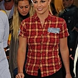 Britney Spears Denies Engagement Rumors but Rocks a Big Ring in London!