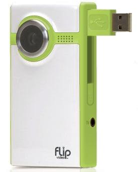 The Flip Video Ultra Series Camera