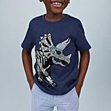 H&M Reversible-Sequin T-Shirt