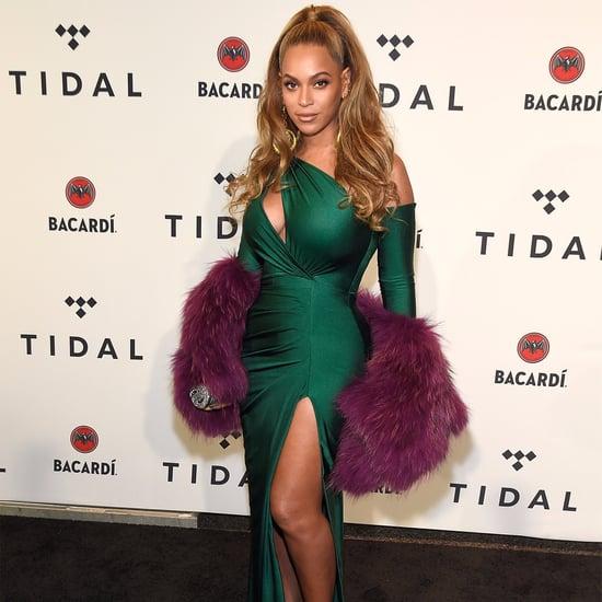 Beyonce at TIDAL Concert 2017