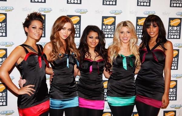 2008 Nickelodeon UK Kids' Choice Awards: The Saturdays