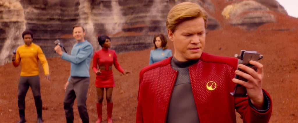 Is Matt Damon in Black Mirror?