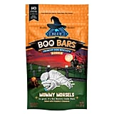 Blue Buffalo Boo Bars Mummy Morsels Dog Treats ($6)
