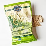 Lundberg Farms Rice Chips in Fiesta Lime