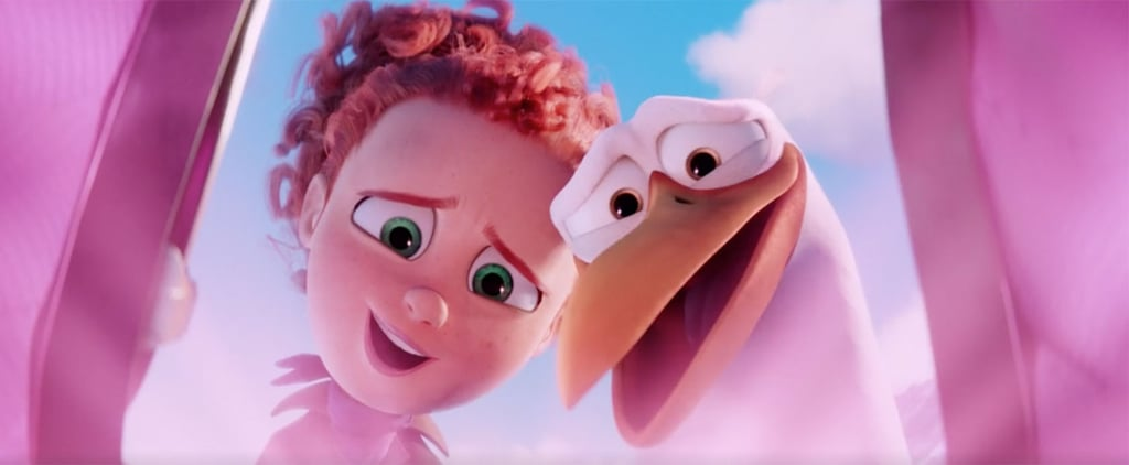 Storks Movie Trailer and Australian Release Date