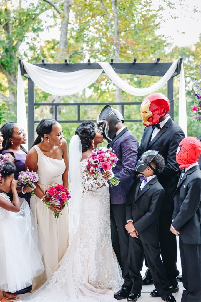 Marvel-Themed Wedding Ideas For Comic Book Fans