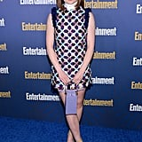 Joey King's Entertainment Weekly SAGs Pre-Party Outfit
