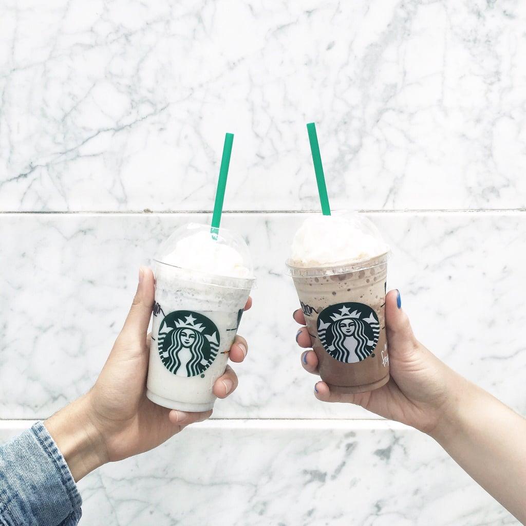 Best New Starbucks Drinks of 2016