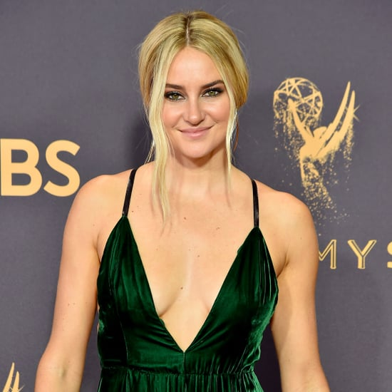 Shailene Woodley Quotes About TV at the 2017 Emmys