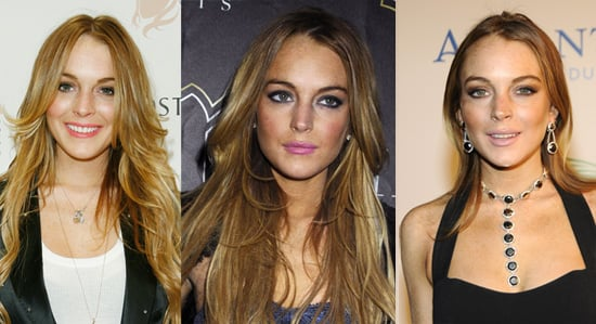Which Lipstick Shade Suits Lindsay Lohan?