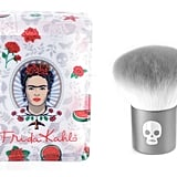 Frida Kahlo Kabuki Face Brush and Storage Case
