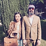 Margot and Richie From The Royal Tenenbaums