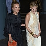 Here is a closer look at Mary-Kate and Ashley's fashion-forward accessories.