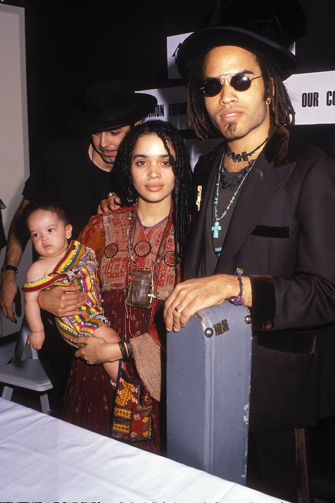 Zoe Kravitz Reacts To Beyonce Dressing Up As Mom Lisa Bonet
