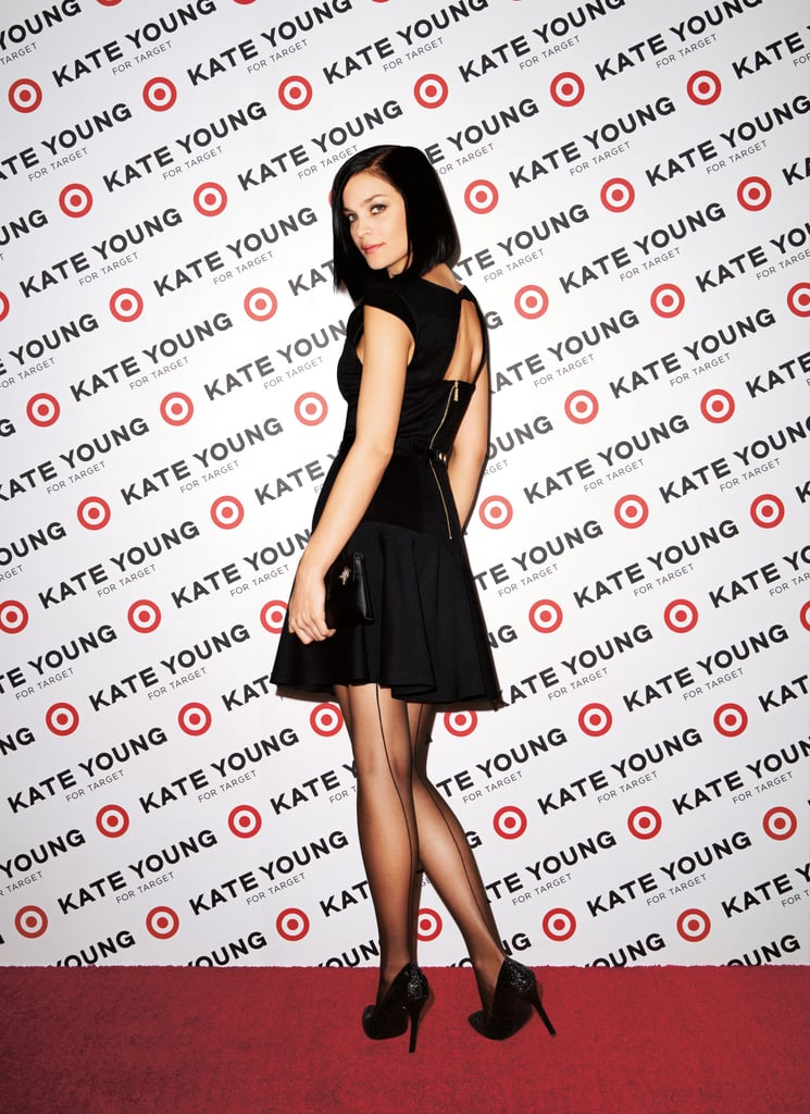 Leigh Lezark starred in the Kate Young For Target campaign.