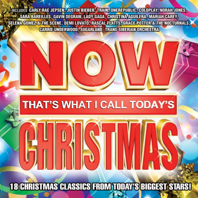 Various Artists, Now That's What I Call Today's Christmas