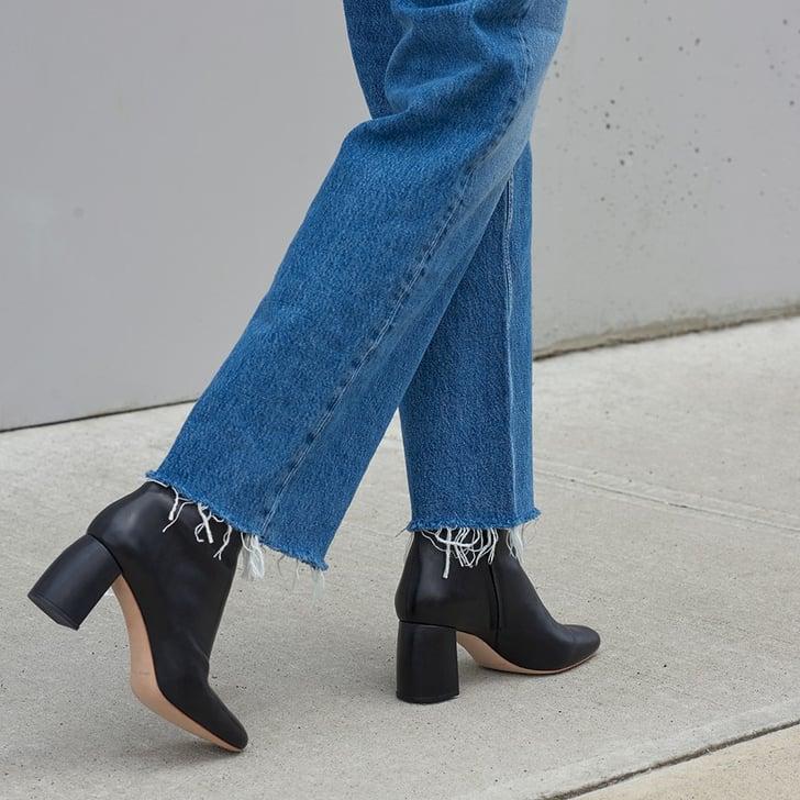 Best Black Booties | POPSUGAR Fashion