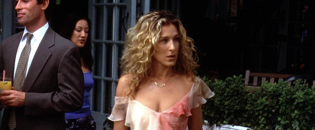 14 Times Sex and the City Carrie Bradshaw Was Hair Goals
