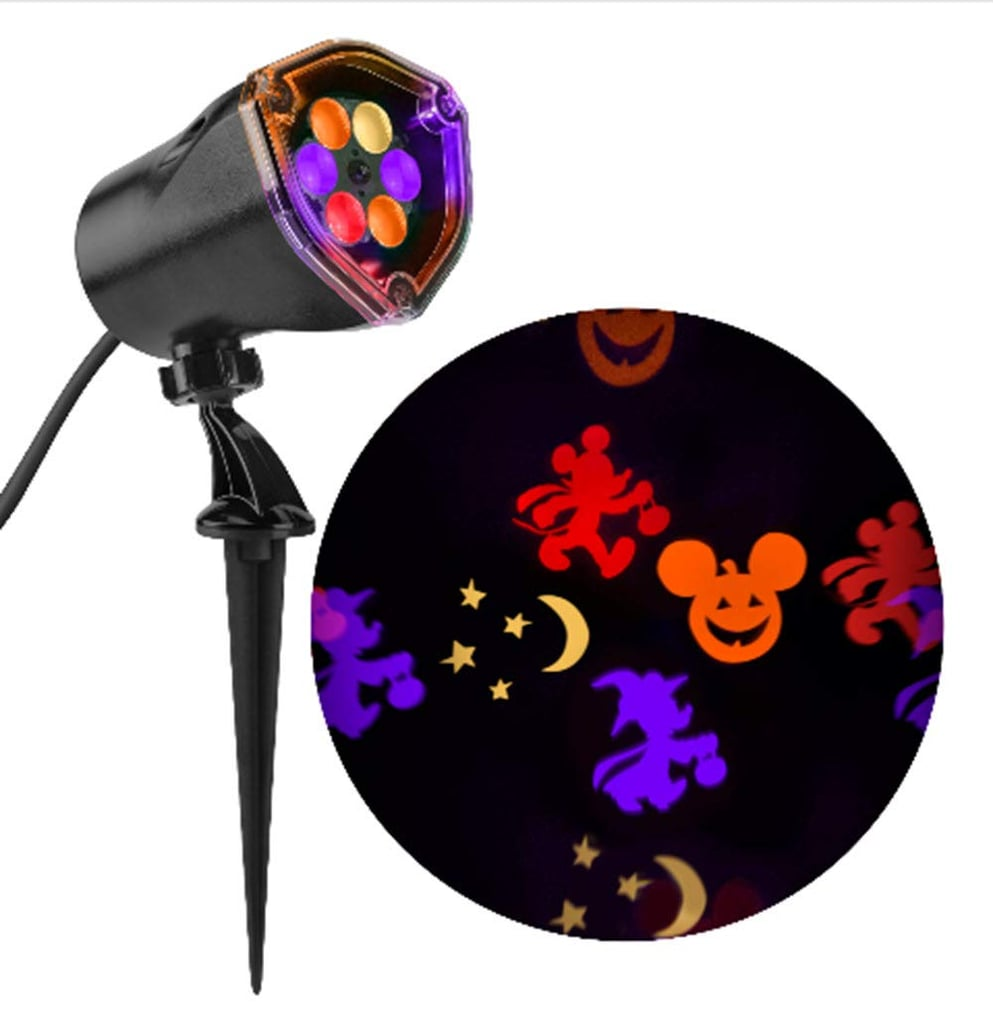 Disney Mickey Halloween Outdoor Stake Light Projector