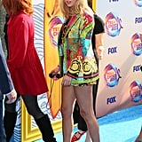 Taylor Swift at the 2019 Teen Choice Awards