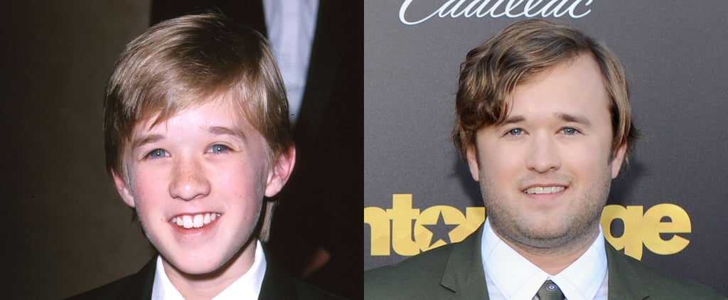 Haley Joel Osment Entourage Red Carpet