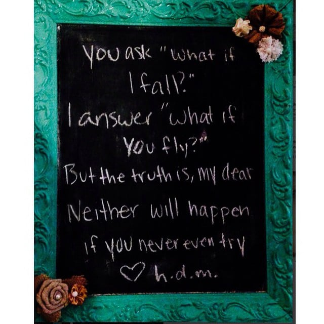 Chalkboard Weight-Loss Quotes | POPSUGAR Fitness Photo 15