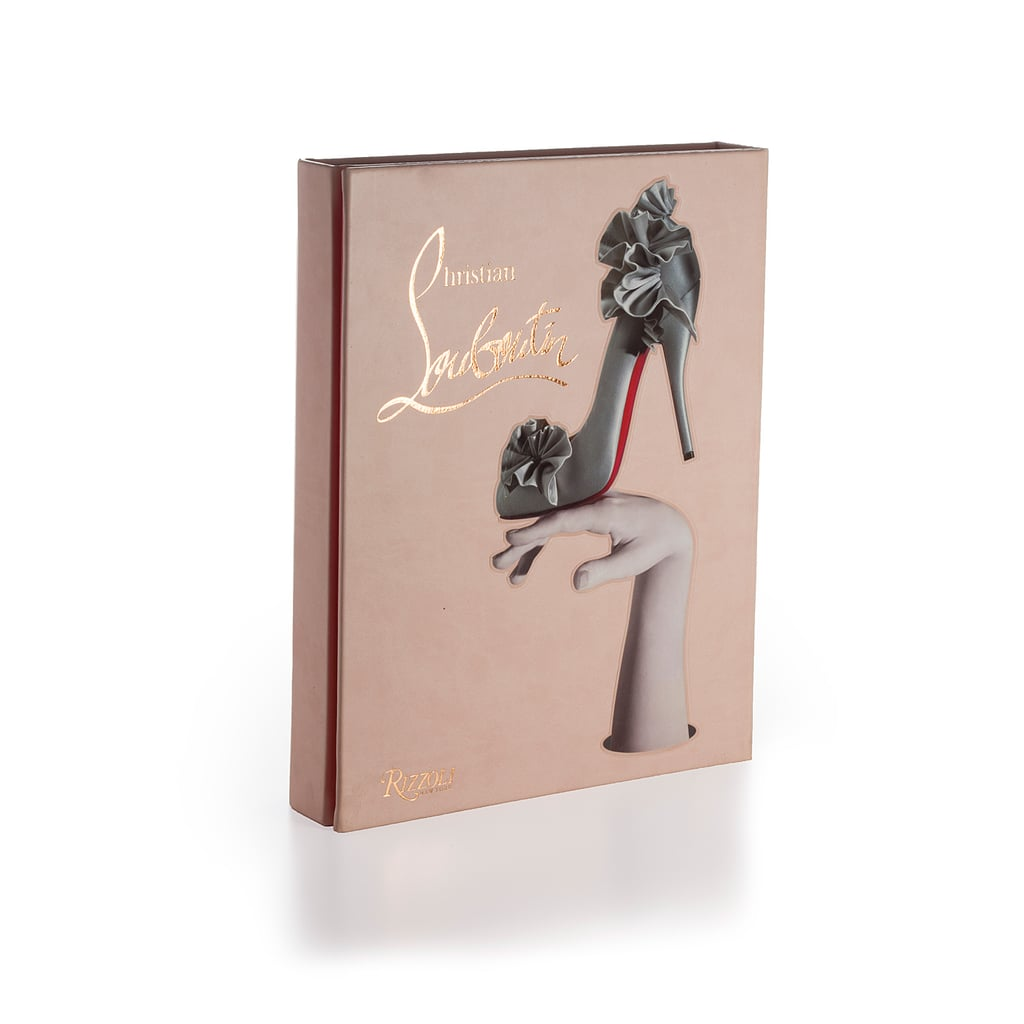 Christian louboutin book fashion coffee table books popsugar christian louboutin book geotapseo Image collections