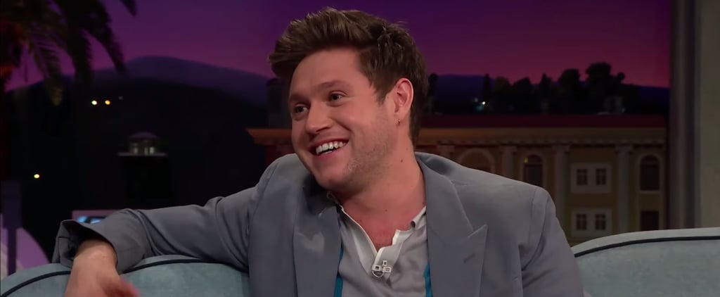 Niall Horan Reacts to Early One Direction Performance Video